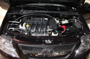 двигатель Ларгус