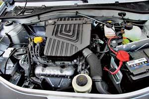 8 клапанный двигатель
