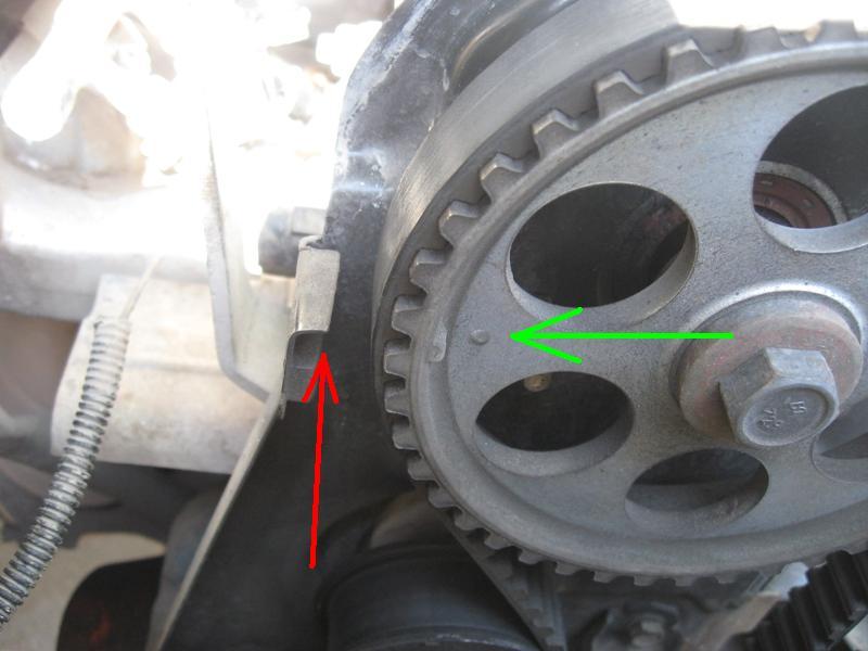 Как выставить зажигание на ваз калина инжектор 8 клапанов своими руками 4