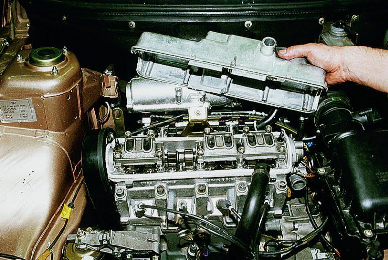 Ремонт двигателя ваз 2110 16 клапанов инжектор своими руками