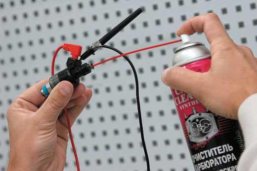 Фото №4 - чистка инжектора ВАЗ 2110 своими руками